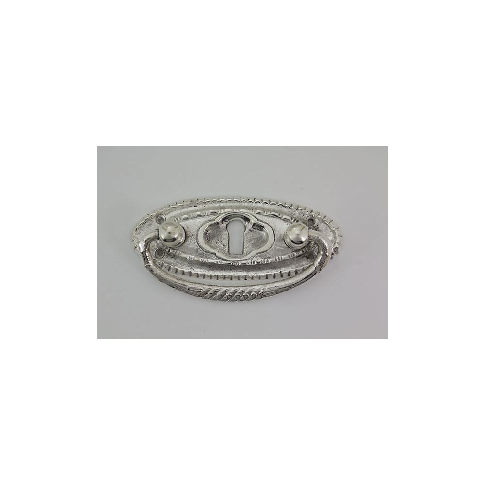 Greb i sølv look