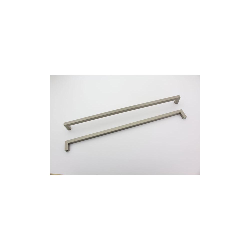 Bøjlegreb i rustfri stål look - 320 mm