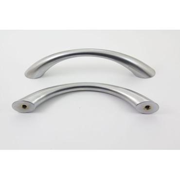 Greb/Aluminium - Kraftig med smal midte